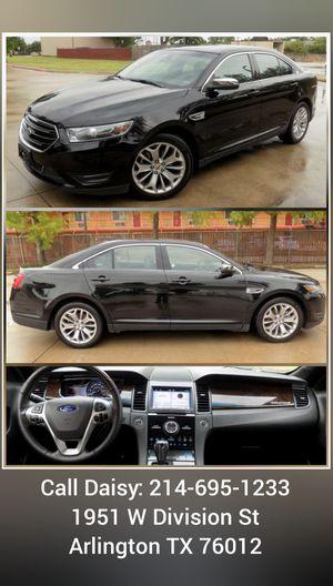 2017 Ford Taurus Limited - 45k miles - Se Habla Español for Sale in Dallas, TX
