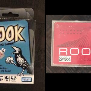 Rook Card Game just $3 each for Sale in Port St. Lucie, FL