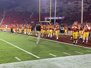 USC vs Utah tickets field passes for Sale in Los Angeles, CA