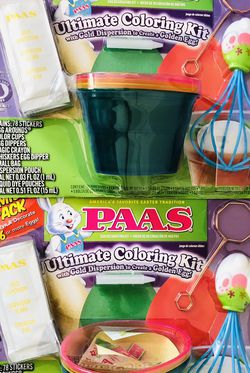 Paas Easter Whiskers Egg Dipper Ultimate Coloring Kit New In Box (pick up only) Both $5 for Sale in Alexandria,  VA