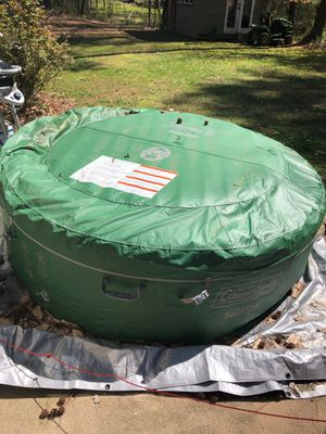 HOT TUB ( Inflatable) Sets up in Minutes for Sale in Doraville, GA