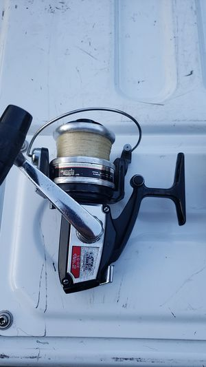 Four used fishing reels for Sale in San Antonio, TX