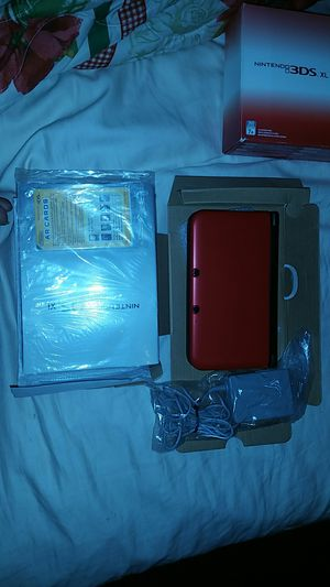 Nintendo 3DS.Xl. 3D for Sale in Haverhill, MA