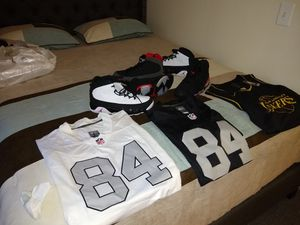 Raiders and Lakers Jersey for Sale in Pasadena, CA