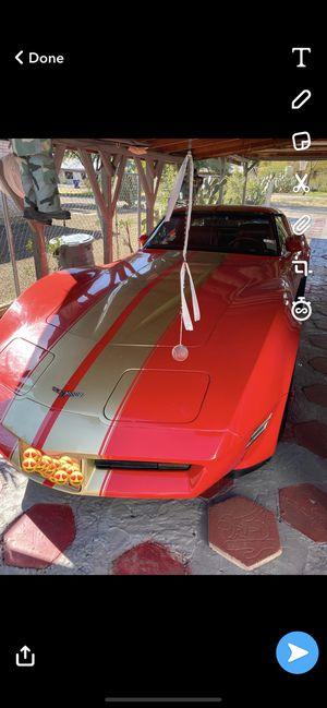 1981 Chevy Corvette for Sale in Phoenix, AZ