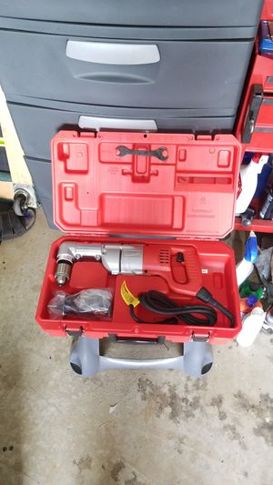 Milwaukee right angle drill for Sale in Germantown, MD