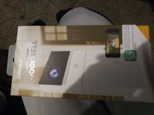 Packard Bell Wifi Doorbell Security Camera for Sale in Nederland, TX