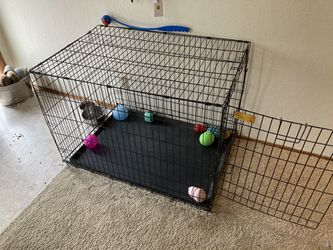 Extra Large Dog Kennel Cage Crate for Sale in Bonney Lake,  WA