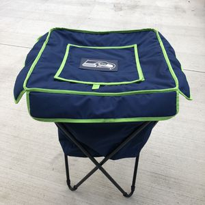 Seahawks Cooler ! Football! Fold Up Look!!! for Sale in Stanwood, WA