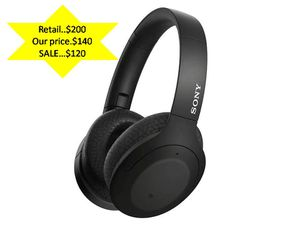 Sony WH-H910N Bluetooth Noise Canceling Headphones NEW for Sale in Plantation, FL