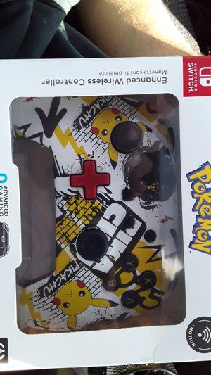 Pokemon switch wireless controller for Sale in La Puente, CA