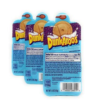 Dunk aroos cookies for Sale in North Attleborough, MA