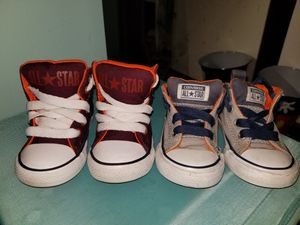 Toddler converse size 5 for Sale in Tacoma, WA