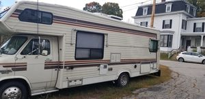 RV - needs interior work. 350 engine runs strong for Sale in Rochester, NH