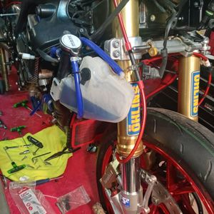 09-14. BMW S1000rr Forks With. Ohlins Cartridges for Sale in Lynnwood, WA