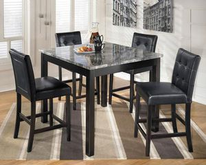 Brand new kitchen table with four chairs for Sale in Richmond, VA