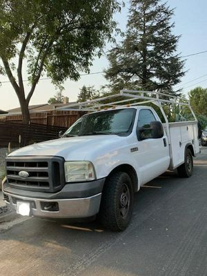 Ford f350/ flat bed / Utility Box/ Service truck for Sale in Los Angeles, CA