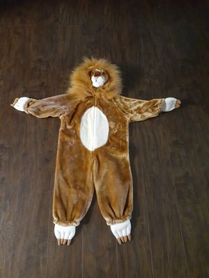 Halloween Lion costume size small for Sale in Wenatchee, WA