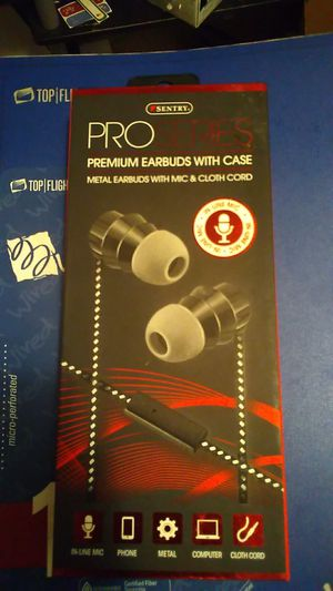 ProSeries Earbuds (NEW Never Used) for Sale in Seattle, WA