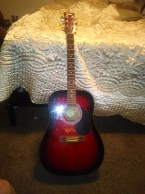 Red Johnson guitar. for Sale in Evansville, IN