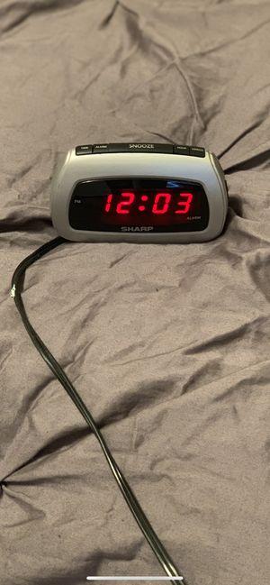 Alarm clock for Sale in Houston, TX