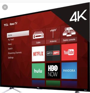TCL Roku Tv for Sale in Modesto, CA