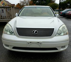 Lexus LS430 2001 for Sale in Tacoma, WA