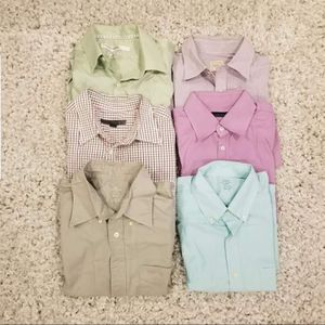 Ralph lauren, j.crew polos(8 total) for Sale in Germantown, MD