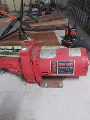 Irrigation pump for Sale in Central Point, OR