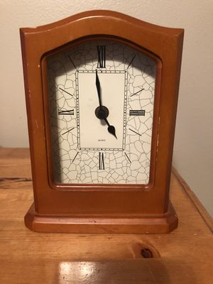 Antique clock that works for Sale in Arlington, TX