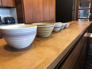 Yellow ware set for Sale in Lima, OH