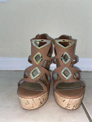 Brow high heel for Sale in Port Charlotte, FL