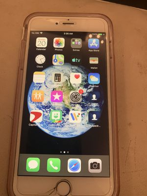 Iphone 6s plus for Sale in Mentor, OH
