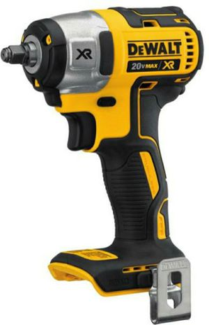DEWALT 20-Volt MAX Lithium-Ion 3/8 in. Cordless Compact Impact Wrench for Sale in Sacramento, CA