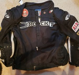 Motorcycle Jacket Size XL for Sale in Ellenwood, GA