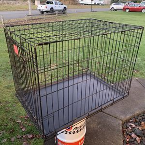 "Dog Crate - 36"" Long / 27"" Tall / 24"" Wide for Sale in Buckley, WA"