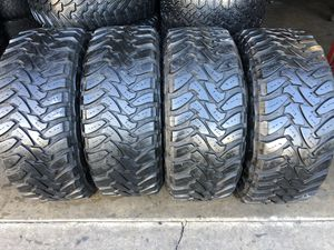 37/13.50R20 Toyo open country (4 for $400) for Sale in Whittier, CA