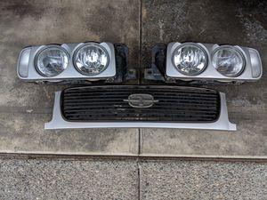 Nissan Gloria (Cedric) Gran Turismo (PBY32) JDM Headlights and Grill for Sale in Tukwila, WA