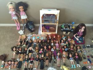 Bratz Doll collection for Sale in Albuquerque, NM