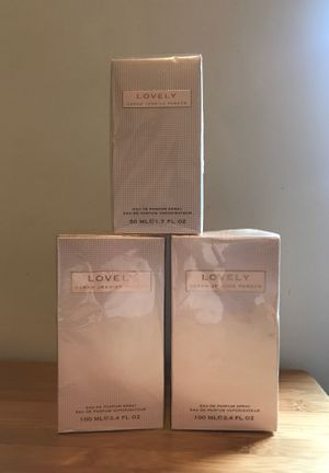 Perfume: Lovely, by Sarah Jessica Parker for Sale in New York, NY