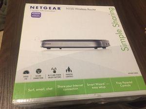 Netgear N150 Wireless Router for Sale in Tuscaloosa, AL