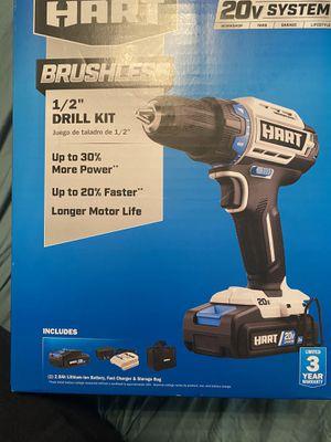 Hart Drill kit (BRUSHLESS!) for Sale in Lithia Springs, GA