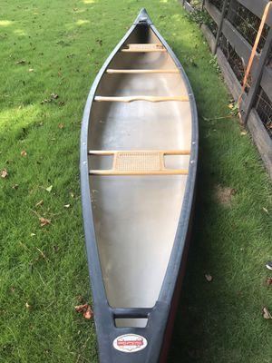 Canoe - Old Town Camper 16ft for Sale in Woodstock, GA