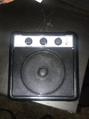 MINI GUITAR BASS AMP AMPLIFIER for Sale in College Park, MD