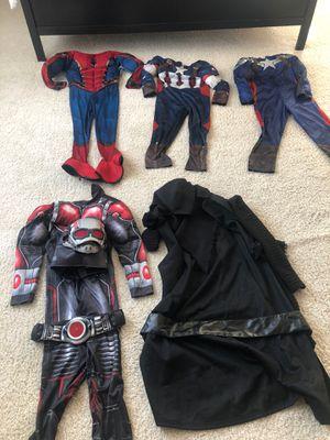 Marvel Star Wars Costume Dress up Cosplay Spider-Man Captain America Antman Kylo Ren for Sale in Las Vegas, NV