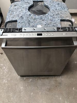Bosch Dishwasher 46dBa silence plus for Sale in Houston, TX