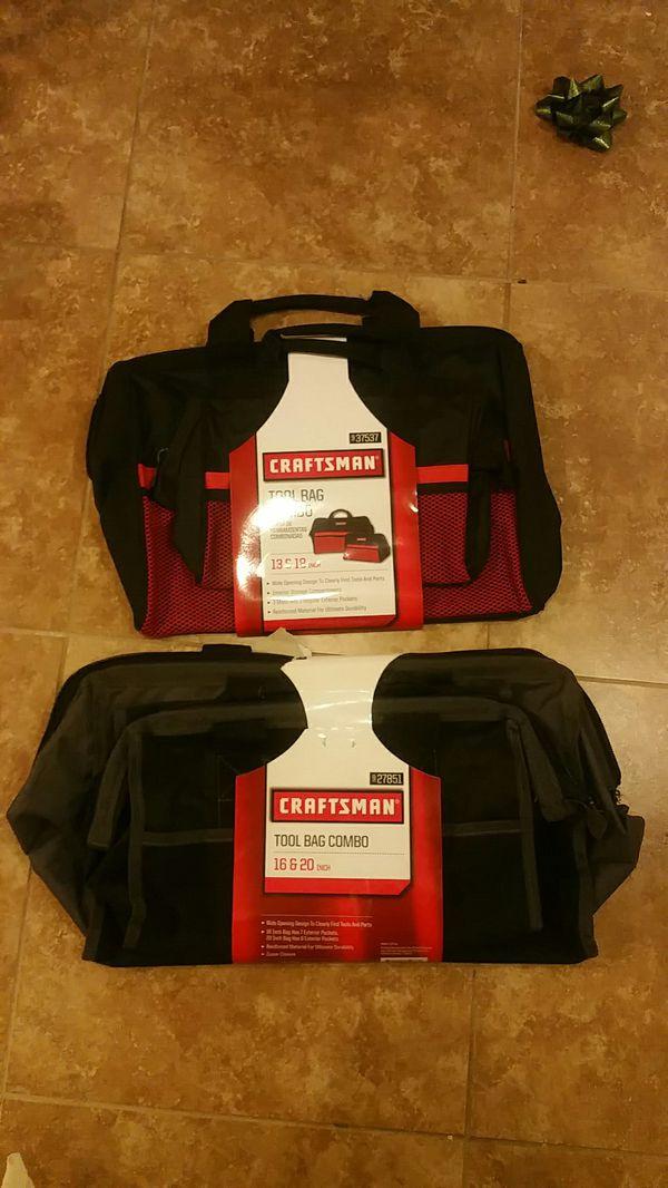 Craftsman tool bags