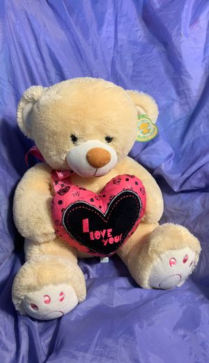 Cute teddy bear for Sale in Moreno Valley, CA