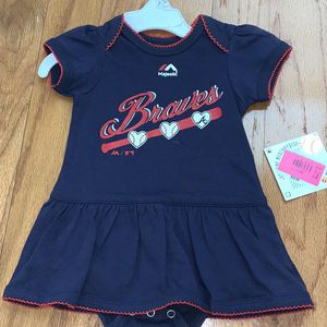 Atlanta Braves Onesie Skirt for Sale in Atlanta, GA