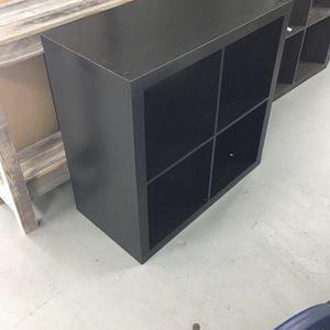 4 Cube Organizer Black Color for Sale in Houston, TX